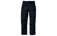 Jack Wolfskin Activate pantalon Homme taille courte noir